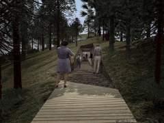 Representación virtual del monumento de homenaje a las víctimas de Breivik