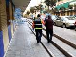 Pederasta detenido en Alicante