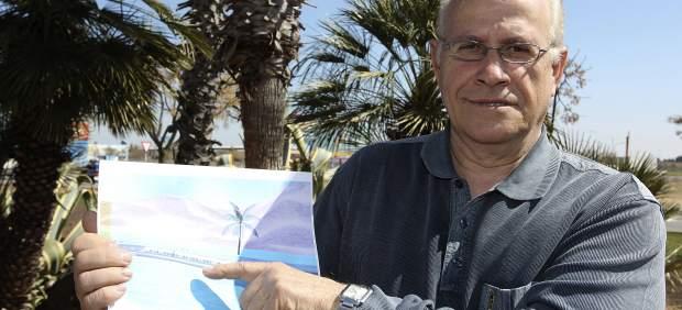 Un español patenta un innovador túnel para trenes en el desierto