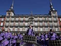 Horario e itinerario de las procesiones de Semana Santa 2018 de Madrid