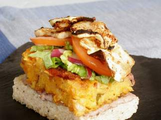 Receta vegana: tortilla sin huevos