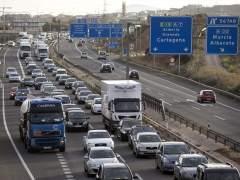 Tráfico prevé 4,9 millones de desplazamientos durante el puente de mayo
