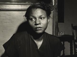 Marion Palfi (1907-1978, Los Angeles, California) - Wife of a Lynch Victim, 1949