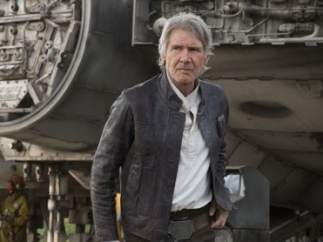 Harrison Ford, como Han Solo