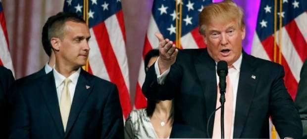 El fiscal desestima el caso contra el jefe de campaña de Trump por falta de evidencias