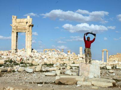 Palmira, historia dañada