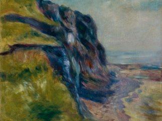 'La Côte près de Dieppe', 1879