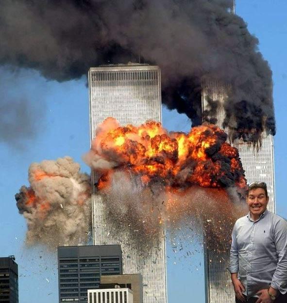 Ben Innes en el atentado de las Torres Gemelas