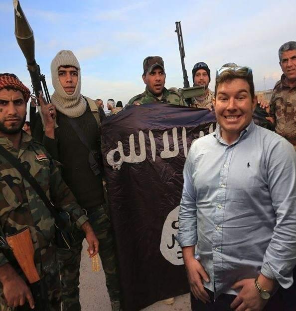 Ben Innes con el Estado Islámico