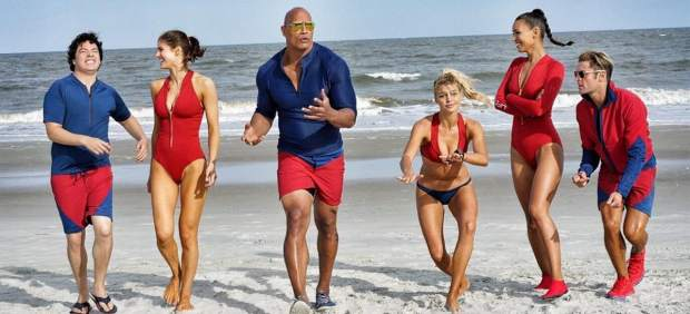 the Baywatch