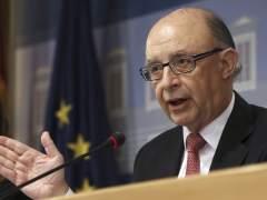 """Montoro cree que """"no tiene sentido"""" una multa de la UE a España: """"La crisis no ha sido entendida"""""""