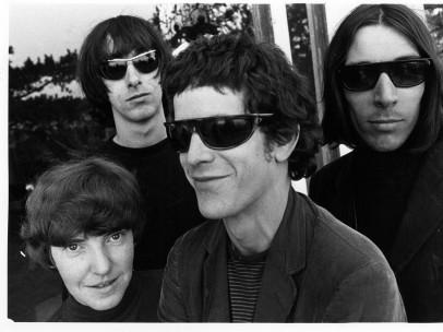 Le Velvet Underground au Castle Los Angeles 1966