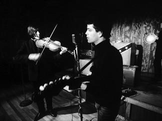 Le Velvet Underground au Cafe Bizarre 1965