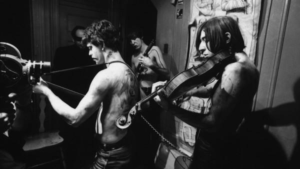 Le Velvet Underground filmé par CBS News pendant le tournage du film de Piero Heliczer Venus in Furs 1965