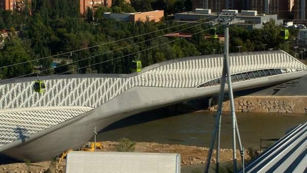Pabellón Puente de la Exposición Internacional Zaragoza-2008