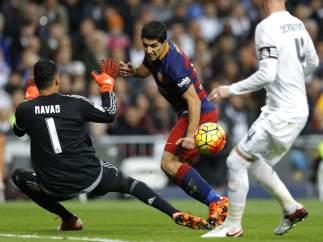 Gol de Suárez en el Barça - Madrid