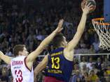 Satoransky ante el Brose Baskets