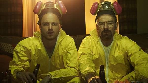 Escena de  'Breaking Bad'