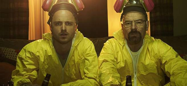 Escena de  'Breaking Bad'