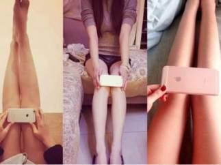 iPhone Legs