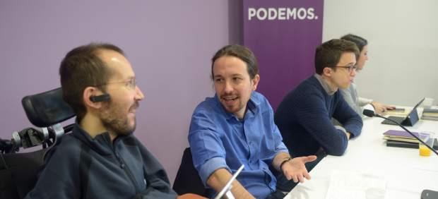 Una séptima parte del censo de Podemos ya ha votado en la consulta sobre PSOE-Ciudadanos
