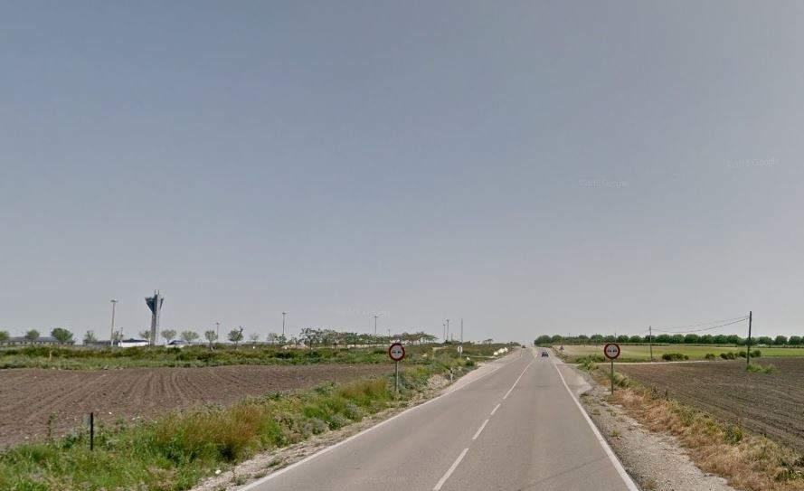 Un muerto y seis heridos tras chocar un autob s y un coche en el puerto de santa mar a - Autobus madrid puerto de santa maria ...