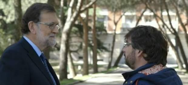 """Rajoy a Évole: """"Sería responsable por corrupción si la cometiera alguien nombrado por mí"""""""