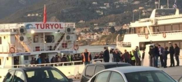 Primeras deportaciones de refugiados de Grecia a Turquía en virtud del convenio con la UE
