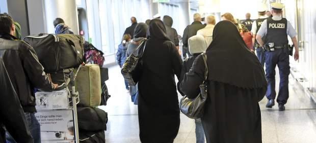 Alemania sancionará o premiará al refugiado según su voluntad de integrarse y hablar alemán