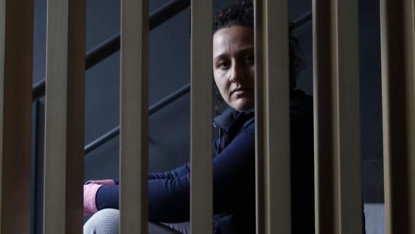 Susana Guerrero, en lucha por no entregar a su hija a su progenitor