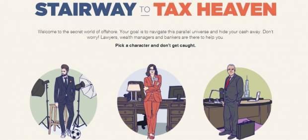 Un juego online invita a aprender a crear empresas offshore al estilo de los 'papeles de Panamá'