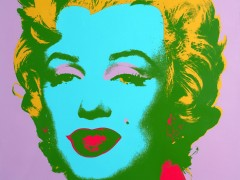 WARHOL - MARYLIN, 1967