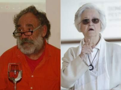 Paco Algora y Chus Lampreave