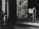 André Villers - Picasso au travail, 1955