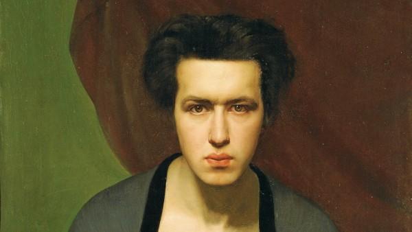 Louis Janmot (1814-1892), Autoportrait, 1832