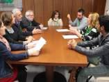 Reunión de Mª Ángeles con IU Andalucía