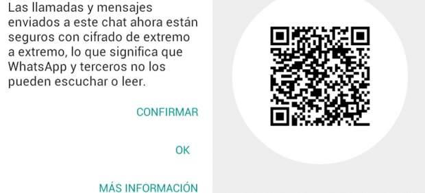 Cifrado de Whatsapp: por qué es importante, qué protege y qué no
