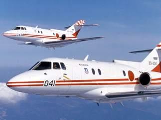 Desaparición de un avión militar japonés
