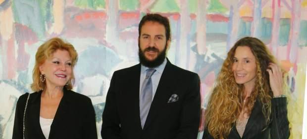 Carmen Cervera y Borja Thyssen
