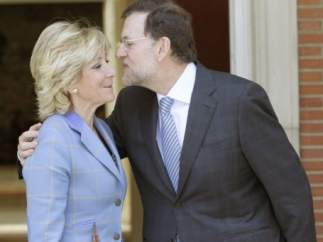 Esperanza y Rajoy