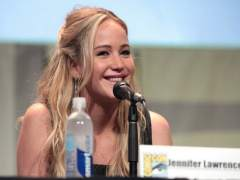 Jennifer Lawrence repite como la actriz mejor pagada del año en la lista Forbes