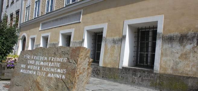 Casa natal de Hitler