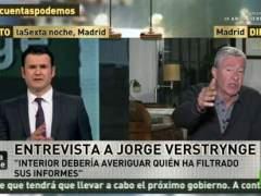 Jorge Verstrynge en 'La Sexta Noche'
