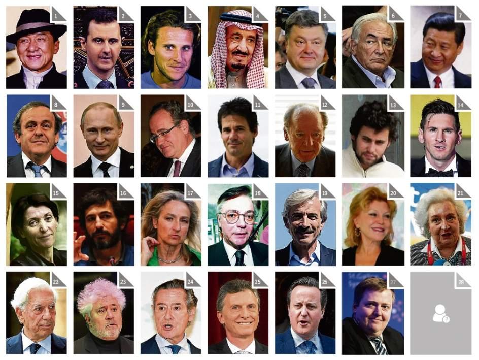 Esp as de ee uu figuran en los papeles de panam y la ue toma medidas por esc ndalo - Casos de corrupcion en espana actuales ...
