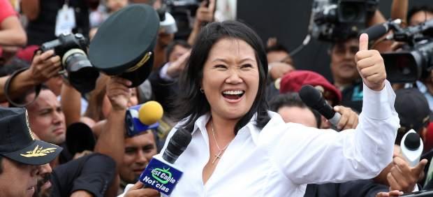 """Keiko Fujimori avanza e historiadores avisan: si gana será """"un retroceso"""""""
