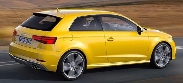 El nuevo Audi A3 2016