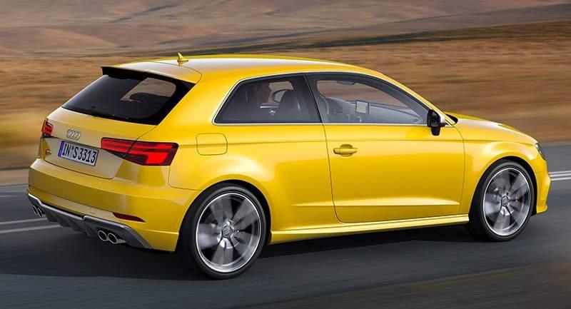 Audi Da Un Lavado De Cara A Su Compacto El Nuevo A3