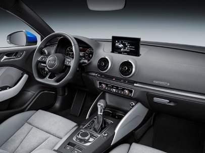 Novedades en el interior del Audi A3 2016