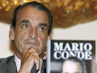Mario Conde, detenido por blanqueo