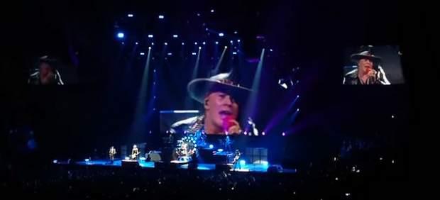 La verdadera historia detrás del reencuentro de los Guns N' Roses originales